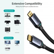 Choetech HDMI TO HDMI 8K Cable 2M