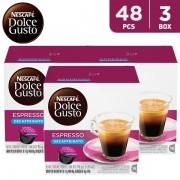 Nescafe Dolce Gusto Espresso Decaf 96 g (3 x 16 capsules)