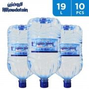 Save 22% on Coupon Book Includes 10 Water Bottles (19 Litres) from Rawdatain