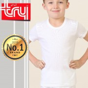 Set of 6 Shirts Half Sleeve Round Collar for Boys by Try (FREE Delivery)