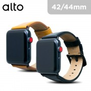 Alto Apple Watch Leather Strap 42/44mm