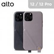 Alto Anello 360 Italian Leather Case for iPhone 12 / 12 Pro