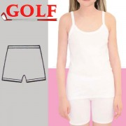Set of 6 Shorts for Girls by Golf
