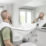 Beard-Trimming Bib