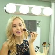 LED Cordless Studio Glow for Makeup Mirrors