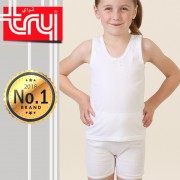 Set of 6 Shirts Sleeveless + 6Pcs Shorts for Girls by Try (FREE Delivery)