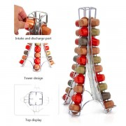 Coffee Capsule Stand For Nespresso Capsules Holds 32 Pcs by OASISWJ