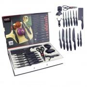 Zepter 18Pcs Kitchen Knife Set