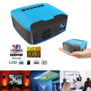 1080P Full HD Portable Micro LED Projector