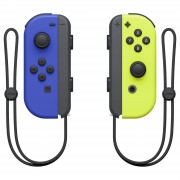 Nintendo Switch Joy-Con Controller - Blue & Yellow