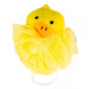 Pack of 2 - Animal design Bath glove - Yellow duck by MOROCCANOIL