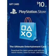 $10 SONY Playstation Network Card US