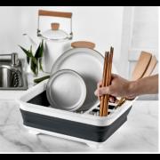 Foldable Multipurpose Dish Drainer - New Product / Open Box