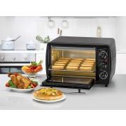 Black & Decker Oven 19L 1380W - Black
