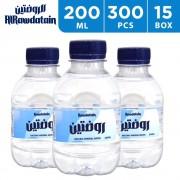 Rawdatain Natural Mineral Water 300 x 200ml ( 15 Cartons )