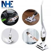 NHE 3 in 1 Rechargeable Cordless Vacuum + Carpet Brush Vacuum + Spray Mop