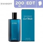 200ml Davidoff Cool Water EDT For Him