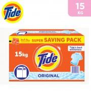 Tide Semi Automatic Original Laundry Detergent 15kg