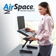 Air Space Adjustable Laptop Desk