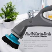 All-in-one Portable Scrubber Brush