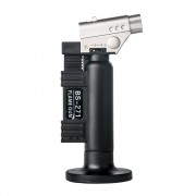 Charcoal Jet Torch Lighter with Base Stand