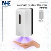 NHE Auto Hand Wash Dispenser 1000Ml - White