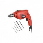 Black & Decker Hammer Drill 500W + 5 Accessories