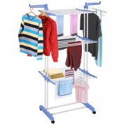 3 Hanger Racks Design Clothes Dryer