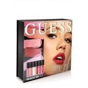 Guess Beauty Lip Look Book Peach 101 Set Of 6