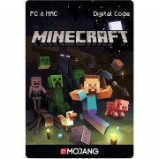 Minecraft Game Card For PC/Mac $26.95
