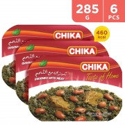 Chika Ghormeh With Meat Ready Meal 6 x 285 g