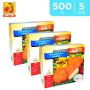 Escalope Breaded Chicken (500g x 5) From Naif Chicken Factory