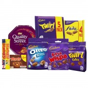 Chocolate Mixed Offer Pack
