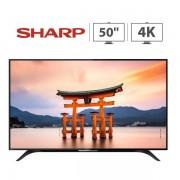 """Sharp 50"""" 4K UHD Smart LED TV"""