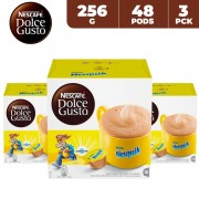 Nescafe Dolce Gusto Cocoa Nesquik 256 g (3 x 16 capsules)