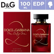 100ml Dolce & Gabbana The Only One 2 EDP for Her