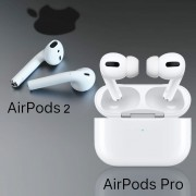 Apple Airpods Pro or Airpods 2 With Wired Charging Case