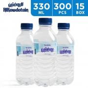 Rawdatain Natural Mineral Water 300 x 330ml (15 Cartons)