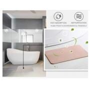 Absorbent Nonslip Bathroom Floor Mats ( Assorted Colors)