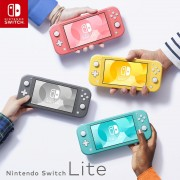 Nintendo Switch Lite Gaming Console