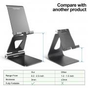 TopGo Foldable Desktop Cell Phone Stand