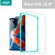 """ESR Tempered-Glass Screen Protector for iPad Pro 12.9"""" 2021/2020/2018 - Clear"""