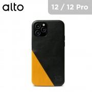 Alto Metro 360 for iPhone 12 / 12 Pro - Raven / Caramel