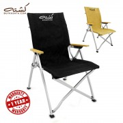 Kashta Premium Outdoor Canvas Chair with Carry Bag