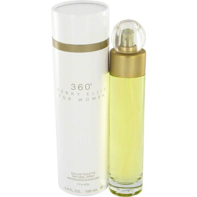 100ml 360 Perry Ellis EDT for Her by Perry Ellis