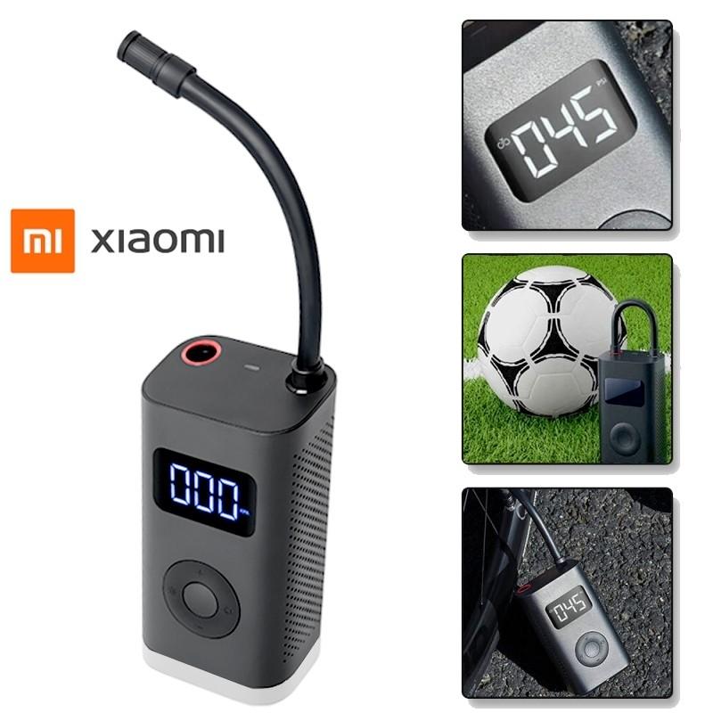 Xiaomi Mi Rechargeable Portable Electric Air Compressor - Black