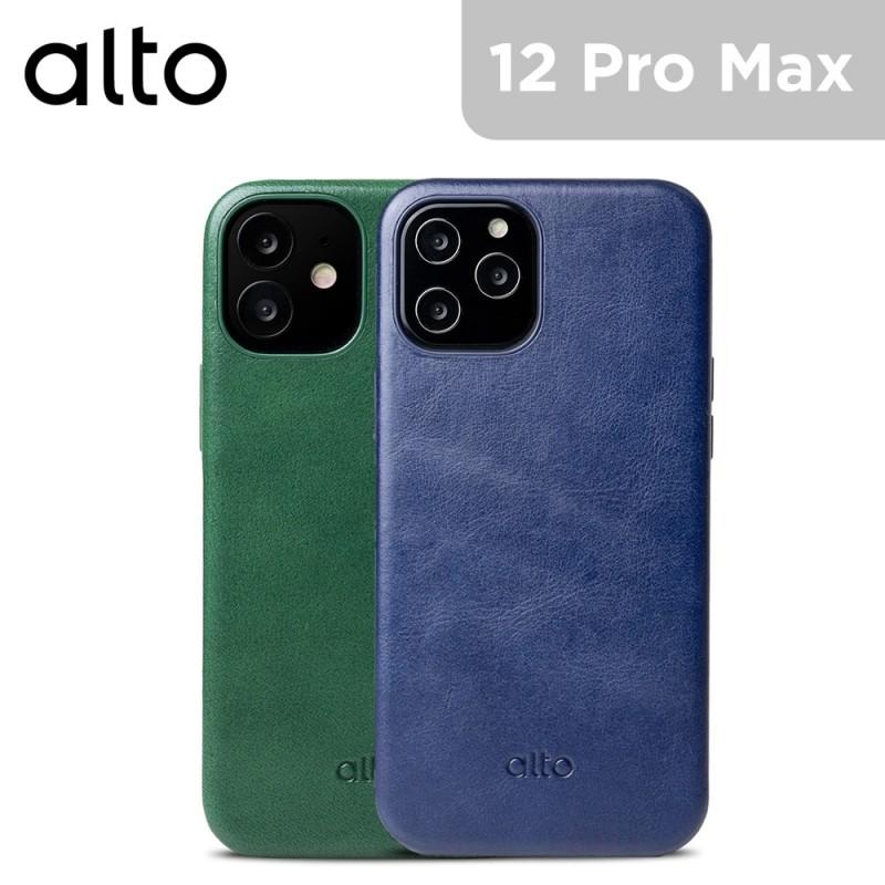 Alto Original 360 Italian Leather Case for iPhone 12 Pro Max