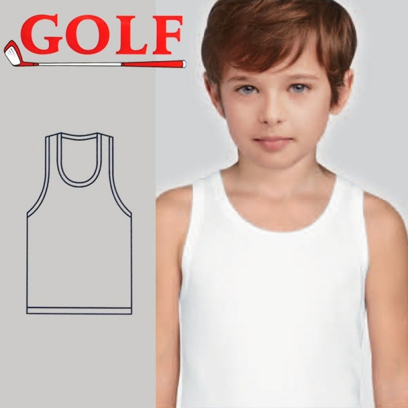 Set of 6 Sleeves for Boys by Golf