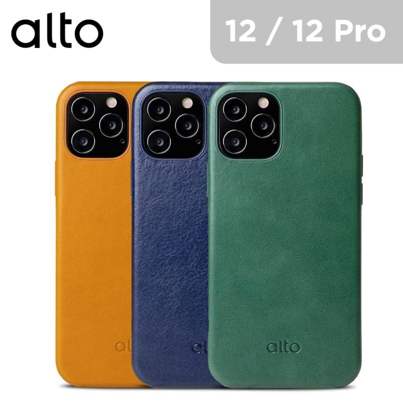 Alto Original 360 Italian Leather Case for iPhone 12 / 12 Pro