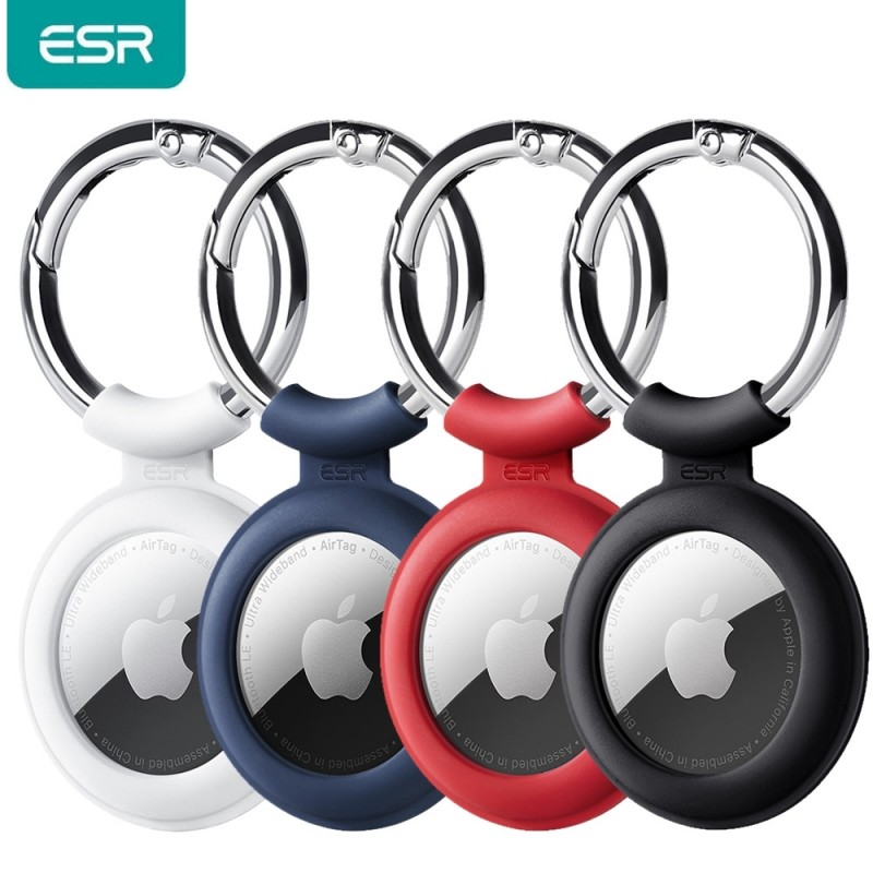 ESR Cloud Tag Keychain for Apple Airtag  - 2 in Pack